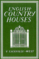 English Country Houses - Writer's Britain S. (Hardback)