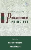 Interpreting the Precautionary Principle (Paperback)