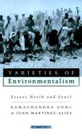 Varieties of Environmentalism: Essays North and South (Paperback)