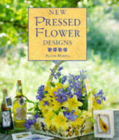 New Pressed Flower Designs (Hardback)
