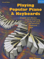 Playing Popular Piano & Keyboards: A Quick & Effective Method of Learning (Paperback)