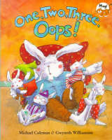 One, Two, Three, Oops! (Paperback)