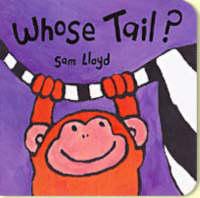 Whose Tail? (Board book)