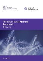 The Power Threat Meaning Framework: Overview (Paperback)