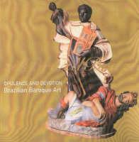 Opulence and Devotion: Brazilian Baroque Art (Paperback)