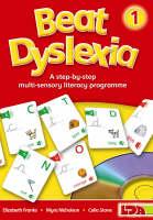 Beat Dyslexia: Bk. 1: A Step-by-step Multi Sensory Literacy Programme (CD-Audio)