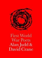 First World War Poets - National Portrait Gallery Companions (Paperback)
