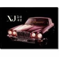 Jaguar XJ3.4/4.2 Series 2 Handbook - Official Owners' Handbooks (Paperback)