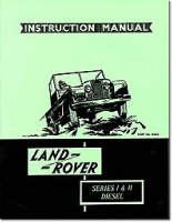Land Rover Series I and II Diesel Handbook - Official Handbooks (Paperback)