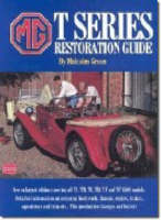MG T Series Restoration Guide (Paperback)