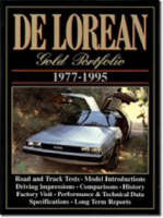 De Lorean Gold Portfolio 1977-95