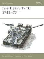 Josef Stalin Heavy Tanks, 1944-94 - Osprey New Vanguard S. No.7 (Paperback)