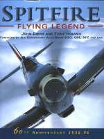 Spitfire: Flying Legend - 60th Anniversary 1936-96 - Osprey Classic Aircraft (Hardback)