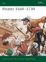 Pirates: 1660-1730 - Elite v. 67 (Paperback)