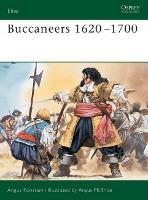 Buccaneers, 1620-1690 - Elite No. 69 (Paperback)