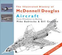 Illustrated History of McDonnell Douglas Aircraft - Osprey aviation (Hardback)