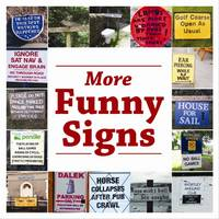 More Funny Signs - Signs & Wonders 2 (Paperback)