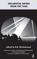 Influential Papers from the 1940s - The IJPA Key Papers Series (Paperback)