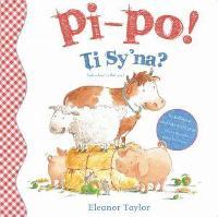 Pi-Po! Ti Sy'na?/Peek-A-Boo! is That You? (Hardback)
