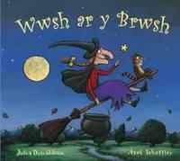 Wwsh ar y Brwsh (Paperback)