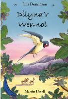 Cyfres Bananas Glas: Dilyna'r Wennol (Paperback)