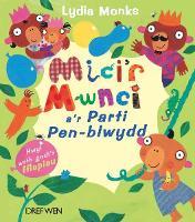 Mici'r Mwnci a'r Parti Pen-Blwydd (Paperback)