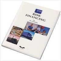 Risk Financing (Paperback)