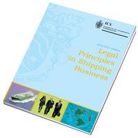 Legal Principles in Shipping Business 2010-2011