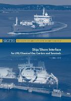 Ship/Shore Interface for LPG/Chemical Gas Carriers and Terminals (Hardback)