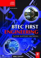 BTEC First Engineering Tutor Support Material (CD-ROM)
