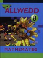 Allwedd Mathemateg 8 (Paperback)