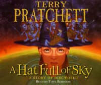 A Hat Full of Sky: (Discworld Novel 32) - Discworld Novels (CD-Audio)