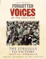 RC 624 Forgotten Voices of the Great War (CD-Audio)