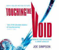 Touching The Void (CD-Audio)