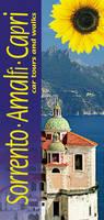 Sorrento, Amalfi and Capri: Car Tours and Walks - Landscapes (Paperback)