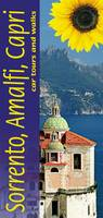 Sorrento, Amalfi Coast and Capri: Car Tours and Walks - Landscapes (Paperback)