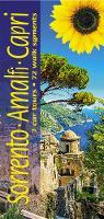 Sorrento, Amalfi and Capri: 7 Car Tours, 72 Walk Segments - Landscapes (Paperback)