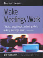 Make Meetings Work - Business Essentials S. (Paperback)