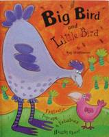 Big Bird and Little Bird: A Pop-up Book with Height Chart