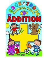 Number Pops - Addition: A Lift-the-flap Pop-up Book (Hardback)