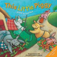 This Little Piggy: A Lift the Flap Picture Book (Paperback)