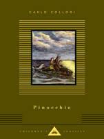 Pinocchio - Everyman's Library CHILDREN'S CLASSICS (Hardback)