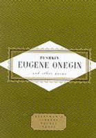 Eugene Onegin And Other Poems - Everyman's Library POCKET POETS (Hardback)