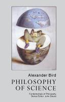 Philosophy Of Science - Fundamentals of Philosophy (Hardback)