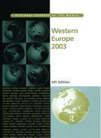 Western Europe 2003 (Hardback)