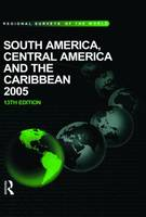 South America, Central America and the Caribbean 2005 (Hardback)