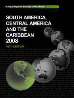 South America, Central America and the Caribbean 2008 (Hardback)