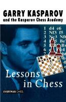 Lessons in Chess (Paperback)