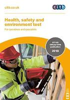 Health, safety and environment test for operatives and specialists 2018