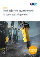 Health, safety and environment test for operatives and specialists 2019